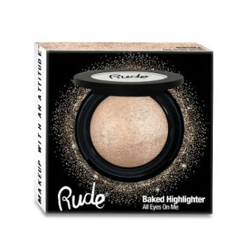 Rude Baked Highlighter - 87854 All Eyes On Me