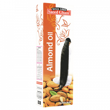 Saeed Ghani Almond Oil - 100ml
