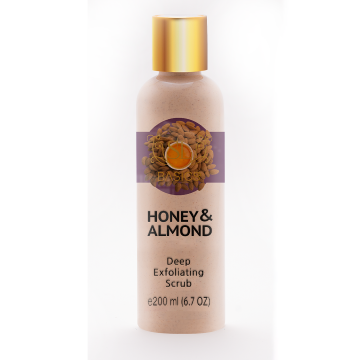 SL Basics Honey & Almond Scrub - 200ml