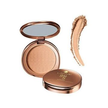 Lakme 9 to 5 Flawless Matte Complexion Compact - Almond - 8g