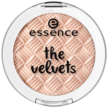 Essence The Velvets Eyeshadow - 02 Almost Peachy - 2.8g - MB