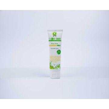 Glow365 Aloe Vera & Shea Butter Moisturizing Body Lotion - 100ml