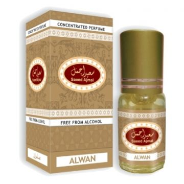 Saeed Ghani Aiwan Perfume - 3ml