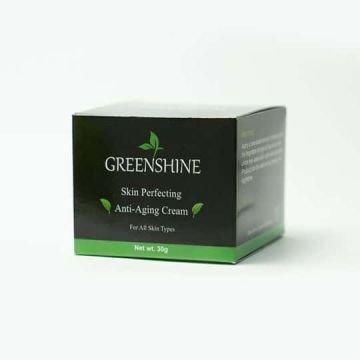 Greenshine Skin Perfect Anti Aging Cream - 30gm