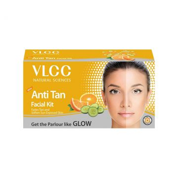 VLCC Silver Single Fairness Facial Kit