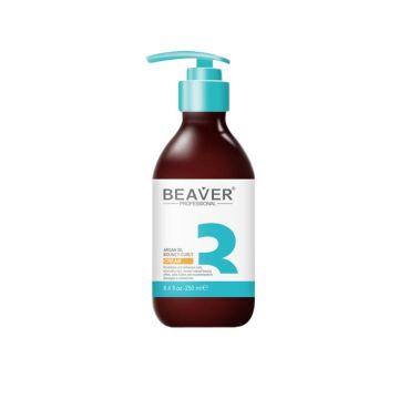 Beaver Argan Oil Bouncy-Curly Cream - 250ml - AOBCC01