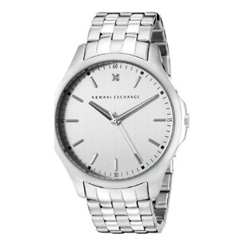 Armani Exchange AX2170 Men's Analog Quartz Silver Watch