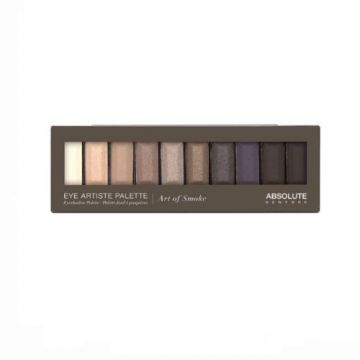 Absolute New York Eyeshadow Palette - Art Of Smoke - US