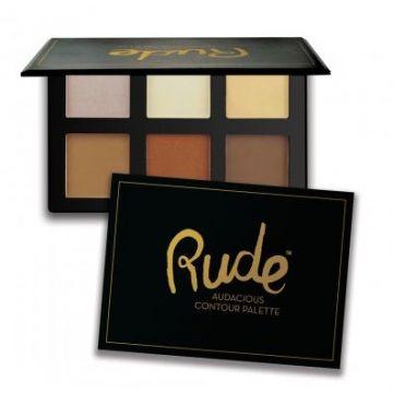Rude Audacious Contour Palette - 65547