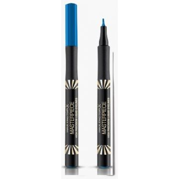 Max Factor Masterpiece High Precision Liquid Eyeliner - Azure - 4015400904007