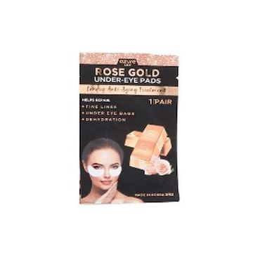 Azure Lux Rose Gold Under Eye Pads - 1 Pair