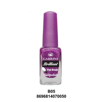 Gabrini Brilliant Nail Polish # 05 13gm - 10-20-00003