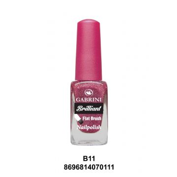Gabrini Brilliant Nail Polish # 11 13gm - 10-20-00006