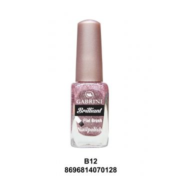 Gabrini Brilliant Nail Polish # 12 13gm - 10-20-00007