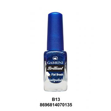 Gabrini Brilliant Nail Polish # 13 13gm - 10-20-00008