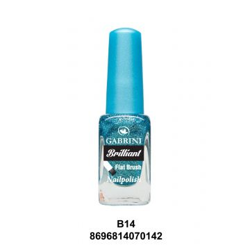 Gabrini Brilliant Nail Polish # 14 13gm - 10-20-00009
