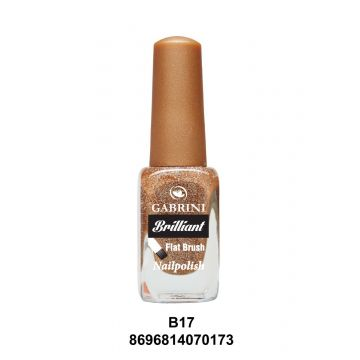 Gabrini Brilliant Nail Polish # 17 13gm - 10-20-00010