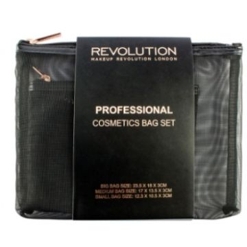 Makeup Revolution Cosmetics Bag Set