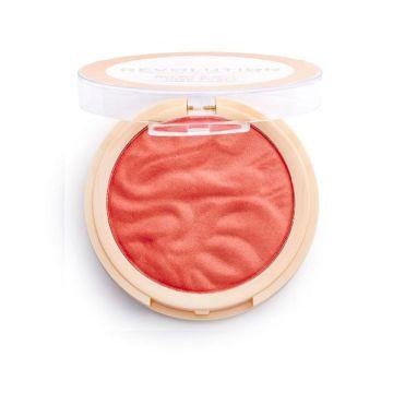 Makeup Revolution Blusher Reloaded Baked Peach