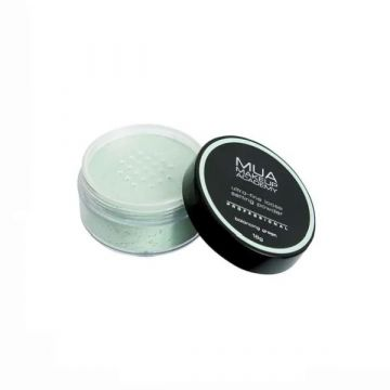 MUA Professional Loose Powder - Balancing Green