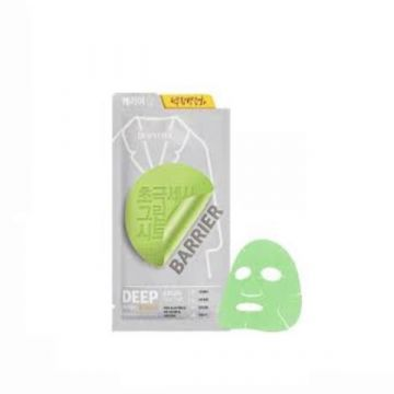 Dewytree Barrier Green Enzyme Sheet Mask
