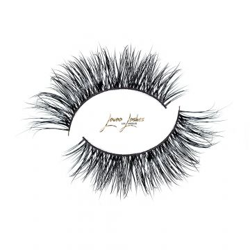 Lavaa Lashes Invisible 3D Mink Collection - Bellucci