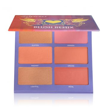 Luscious Blush Remix Cheek Contour Palette - vol1