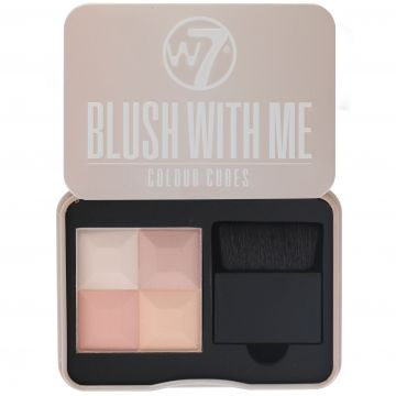 W7 Cosmetics Blush With Me Colour Cubes - Getting Hitched