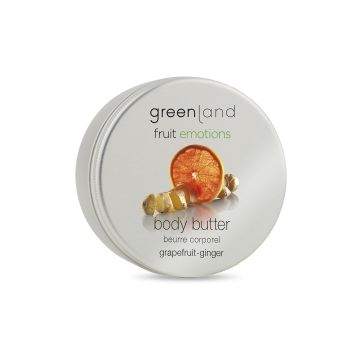 Greenland Bodycare Fruit Emotions Body Butter Grapefruit-Ginger - 100Ml - FE0055