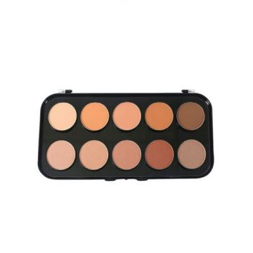 Beauty Treats Matte and Shimmer Bronzing Palette - BT303
