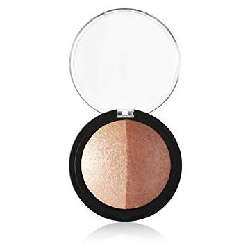 Baked Highlighter & Bronzer (Bronzed Glow) 83372