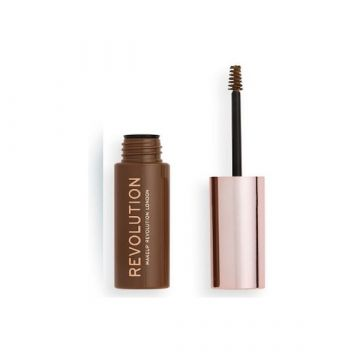 Makeup Revolution Brow Gel - Ash Brown