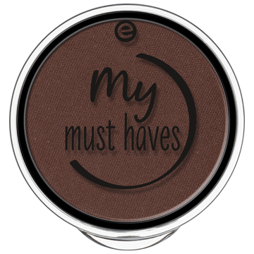 Essence  My Must Haves Eyeshadow Single - Brownie'licious (04) - US