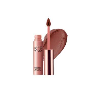 Lakme 9 To 5 Lip Color - Burgundy Lush - 9g - 8901030601712