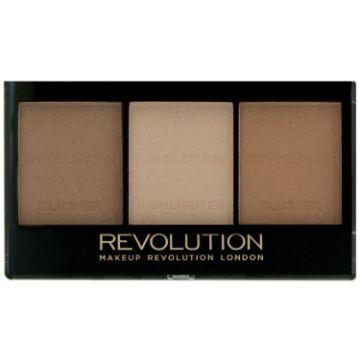Makeup Revolution Ultra Brightening Contour Kit - Ultra Light/Medium C04