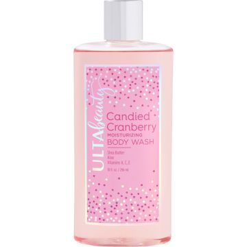Ulta Beauty Candied Cranberry Body Wash - 59ml