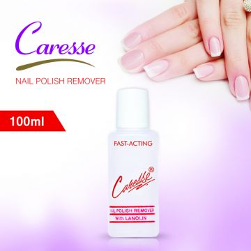 Caresse Nail Polish Remover Large - 100ml