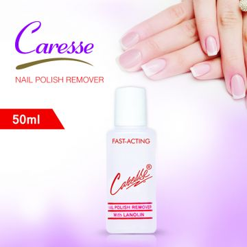 Caresse Nail Polish Remover Small - 50ml