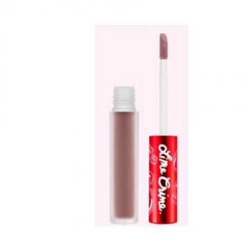 Lime Crime Matte Lipstick - Cashmere 7ml - MB