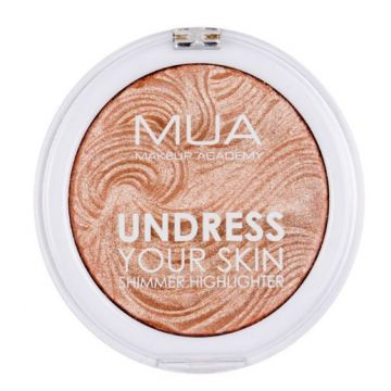 MUA Undress Your Skin Highlighting Powder - Radiant Cashmere