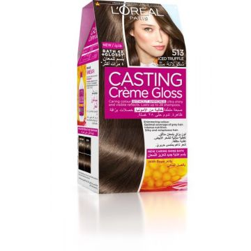 L'Oreal Casting Creme Gloss 513 Iced Truffle - 904