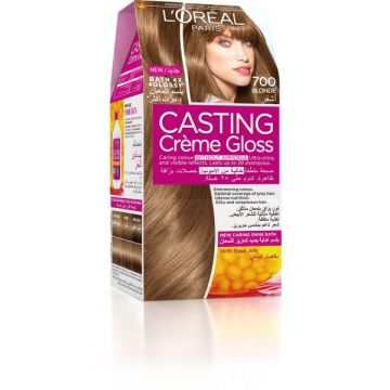 L'Oreal Casting Creme Gloss - 700 Blonde - 415