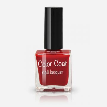 Gorgeous Color Coat Nail Lacquer-CC-01 - Ferrari Red