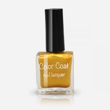 Gorgeous Color Coat Nail Lacquer - CC-05-Dipped in Gold