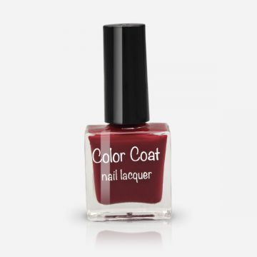 Gorgeous Color Coat Nail Lacquer - CC-07-Plum Wine