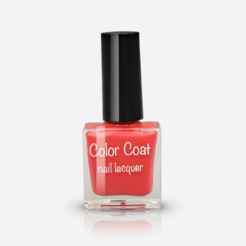 Gorgeous Color Coat Nail Lacquer - CC-28-Soft Coral