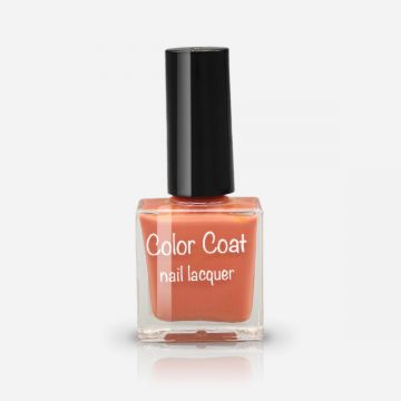 Gorgeous Color Coat Nail Lacquer - CC-30-Peachy Keen