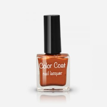 Gorgeous Color Coat Nail Lacquer - CC-38-Copper Dust