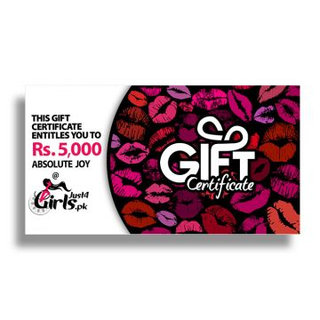 Gift Certificate Voucher - Rs.5000