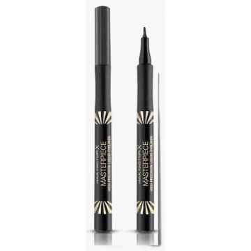 Max Factor Masterpiece High Precision Liquid Eyeliner - Charcoal - 4015400903963